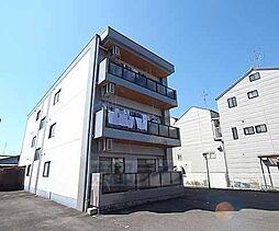 京都府京都市西京区樫原久保町の賃貸マンションの外観