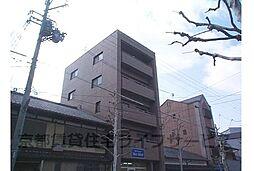 二条不破ビル[401号室]の外観