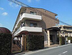 東京都練馬区関町南1丁目の賃貸マンションの外観