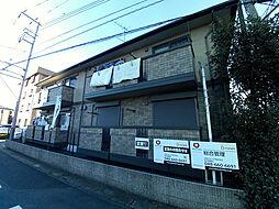 リビングタウン桶川朝日C[101号室]の外観