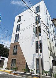 東京都品川区豊町3丁目の賃貸マンションの外観