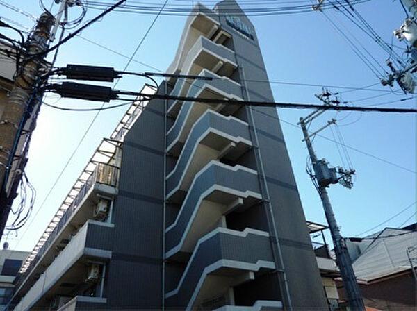 リーガル塚本III[3階]の外観