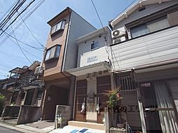 JR山陰本線 太秦駅 徒歩4分の賃貸アパート