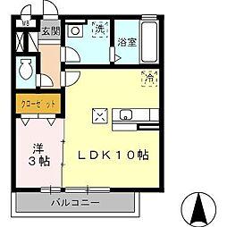 西新井大師西駅 7.4万円