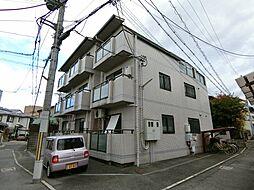 大阪府守口市大枝北町の賃貸マンションの外観