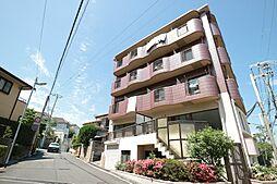 兵庫県神戸市垂水区中道2丁目の賃貸マンションの外観