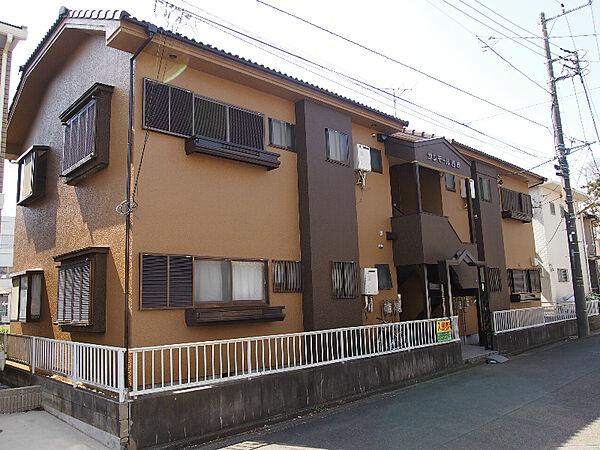 サンモール西原 2階の賃貸【東京都 / 東久留米市】