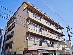 カツタビルディング1号館[5階]の外観