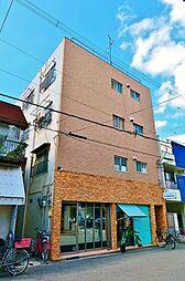 コスモ加賀屋[3階]の外観