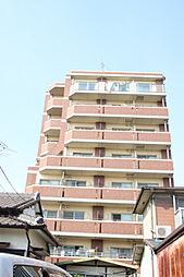 愛知県名古屋市南区西桜町の賃貸マンションの外観