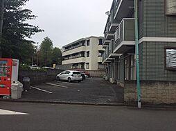 FKエクレール国立駐車場(手前区画)