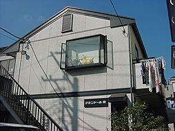 神奈川県横浜市神奈川区入江2丁目の賃貸アパートの外観