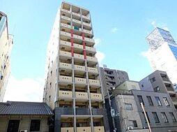 クレアートアドバンス大阪城南[5階]の外観