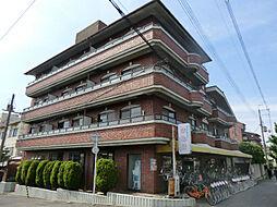 桃栄マンション[4階]の外観