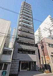 プレサンス心斎橋クオーレ[3階]の外観