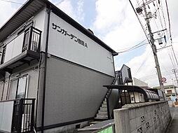 サンガーデン吉田A[106号室]の外観