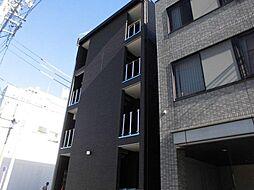 愛知県名古屋市北区志賀本通2丁目の賃貸アパートの外観