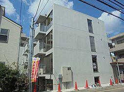 東京都小平市花小金井7丁目の賃貸マンションの外観