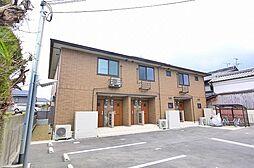 奈良県奈良市法華寺町の賃貸アパートの外観