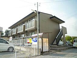 長野県諏訪市高島2丁目の賃貸アパートの外観