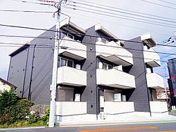 東京都西東京市保谷町5丁目の賃貸アパートの外観