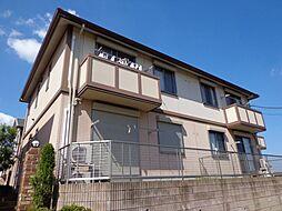 千葉県千葉市緑区あすみが丘東4丁目の賃貸アパートの外観
