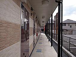 兵庫県加西市北条町古坂の賃貸アパートの外観