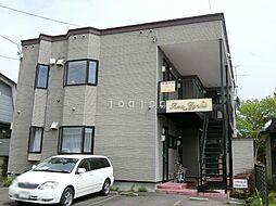 バス 函館バス赤川保育園前下車 徒歩2分の賃貸アパート
