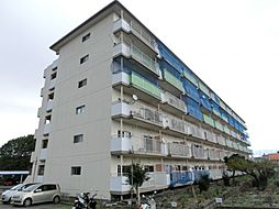 フジマンション[1階]の外観