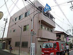 若江岩田駅徒歩10分 オカモト・マンション[202号室]の外観