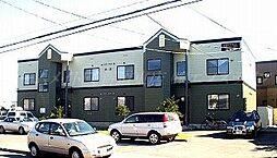 北海道札幌市東区北四十七条東15の賃貸アパートの外観