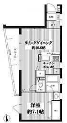 コート・パル[2階]の間取り