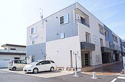 大阪府和泉市富秋町1丁目の賃貸アパートの外観