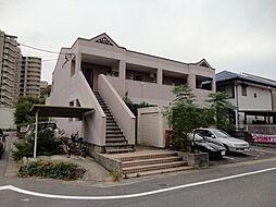 愛知県長久手市上川原の賃貸マンションの外観