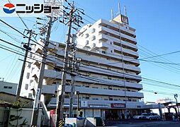 ユーハウス左京山[3階]の外観