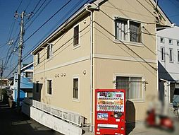 神奈川県茅ヶ崎市南湖6丁目の賃貸アパートの外観