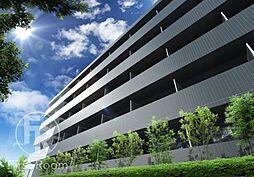 東京都大田区東六郷2丁目の賃貸マンションの外観