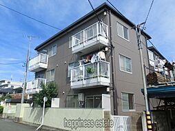 コスモス町田A棟[2階]の外観