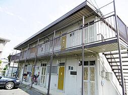 メゾン北野田[1階]の外観