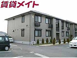 三重県四日市市浮橋2丁目の賃貸アパートの外観