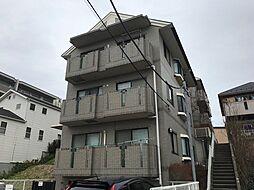 神奈川県横浜市都筑区東山田2丁目の賃貸マンションの外観