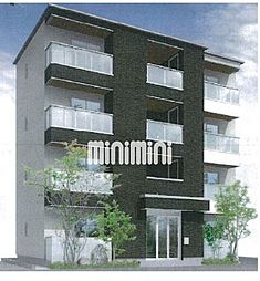 新築ターナ今池[3階]の外観