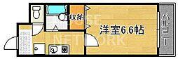 セントポーリア丸太町[205号室号室]の間取り