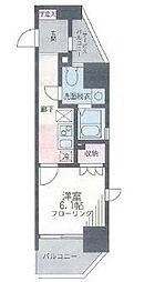 ザ・パーククロス藤沢[12階]の間取り