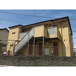 フラッツァ[1階]の外観
