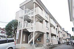 埼玉県川口市戸塚東2丁目の賃貸アパートの外観