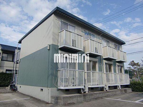 イーストヴィレッヂ 2階の賃貸【愛知県 / 長久手市】
