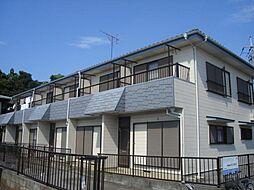 [テラスハウス] 千葉県流山市向小金2丁目 の賃貸【千葉県 / 流山市】の外観