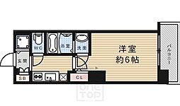 アクアプレイス京都洛南2[7階]の間取り