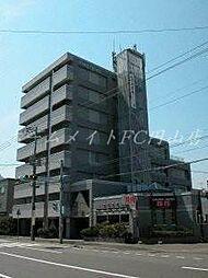 北海道札幌市中央区南十条西20丁目の賃貸マンションの外観